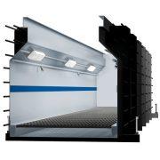 BM61 prefabricated inspection pit - 3D illustration