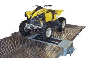 BM1010 bremseprøvestand med ATV