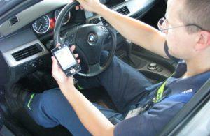 BM FlexCheck i brug på PDA